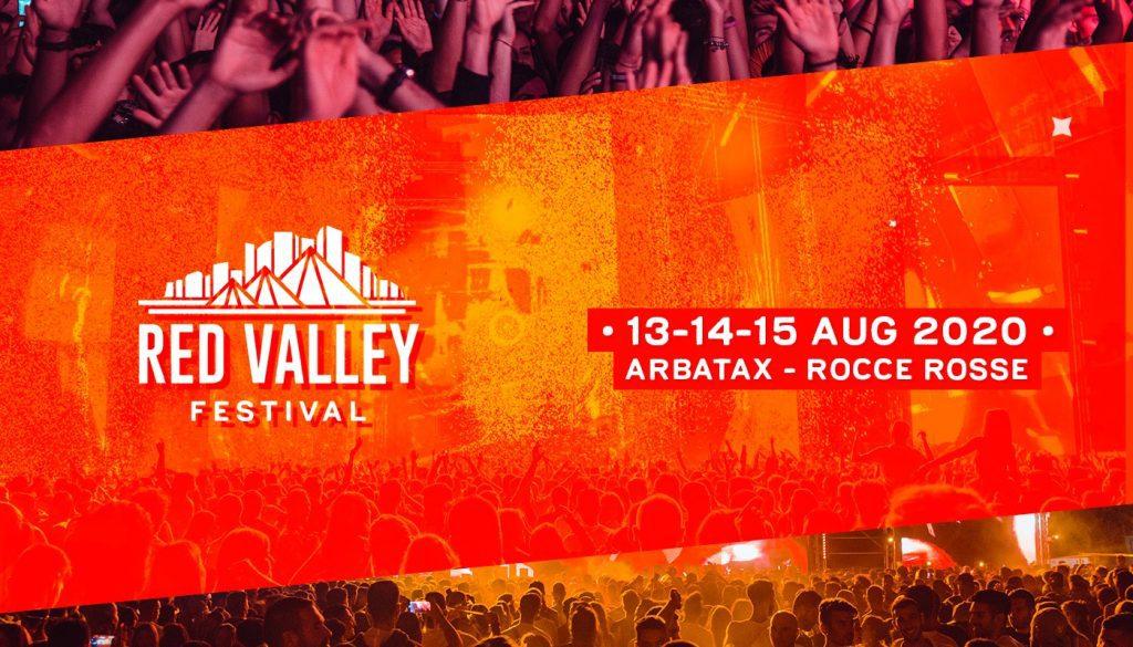 Red Valley Festival - 6° edizione