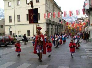 Carnevale Storico di Pont Saint Martin - 110° edizione