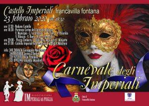 Carnevale degli Imperiali - edizione 2020