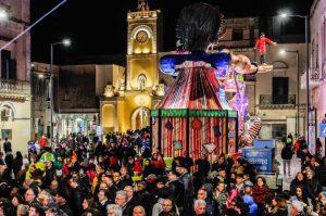 Carnevale Aradeino - 32° edizione