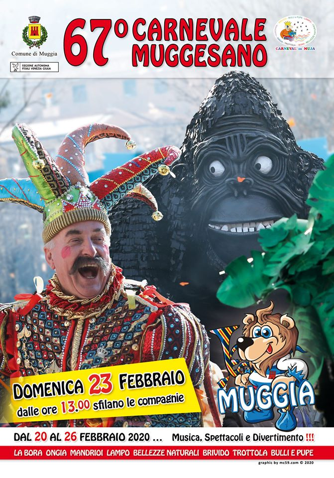 Carnevale Canturino - 94° edizione