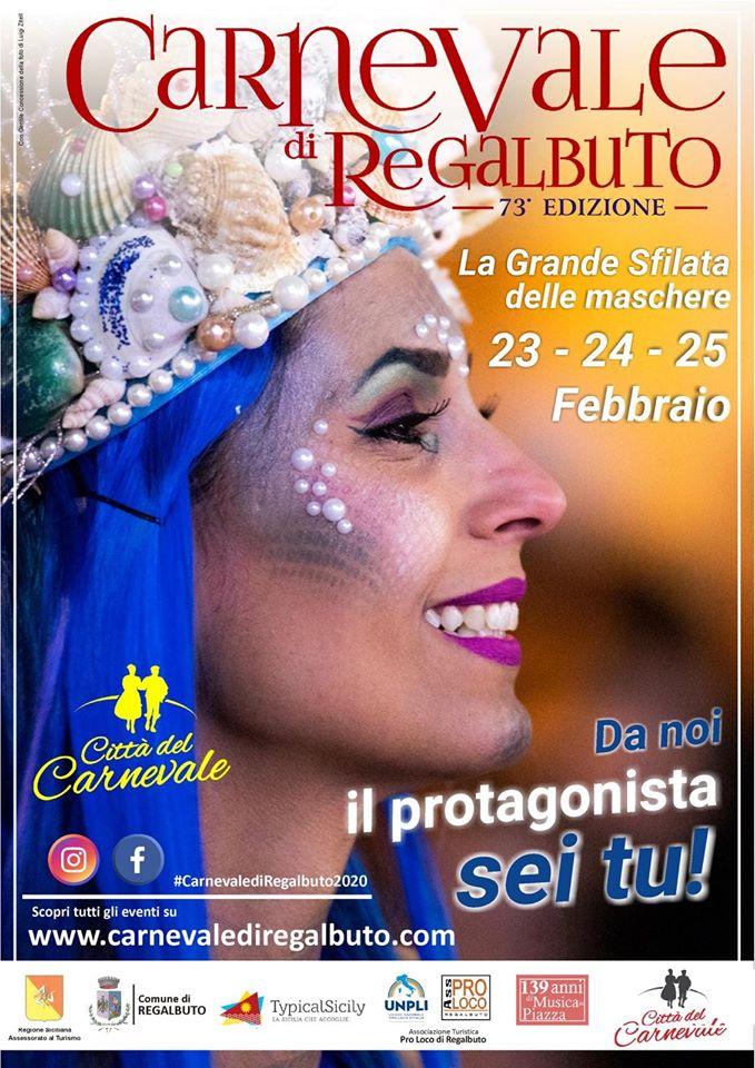 Carnevale di Regalbuto - 73° edizione