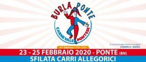 41° Carnevale Pontese - Burla Ponte