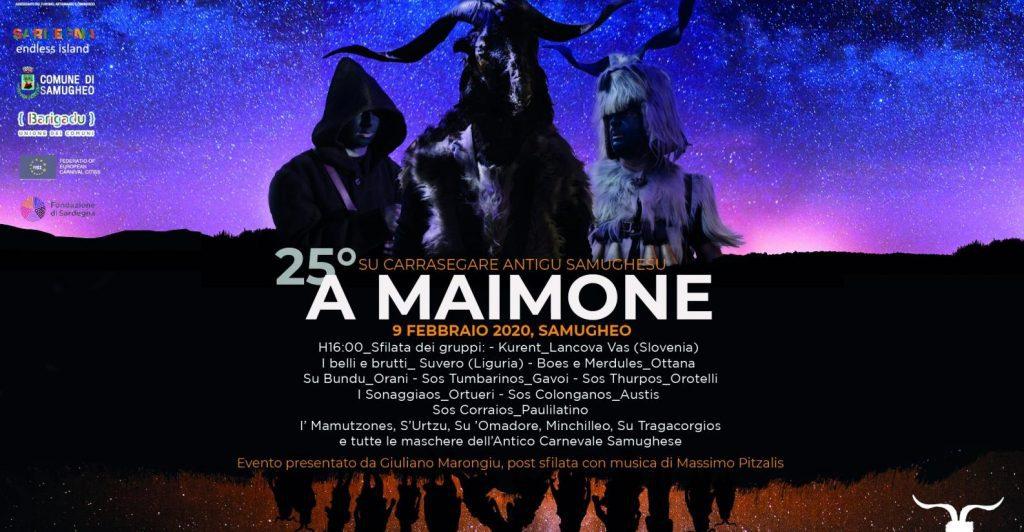 A Maimone – Su Carrasegare Antigu Samughesu 2020