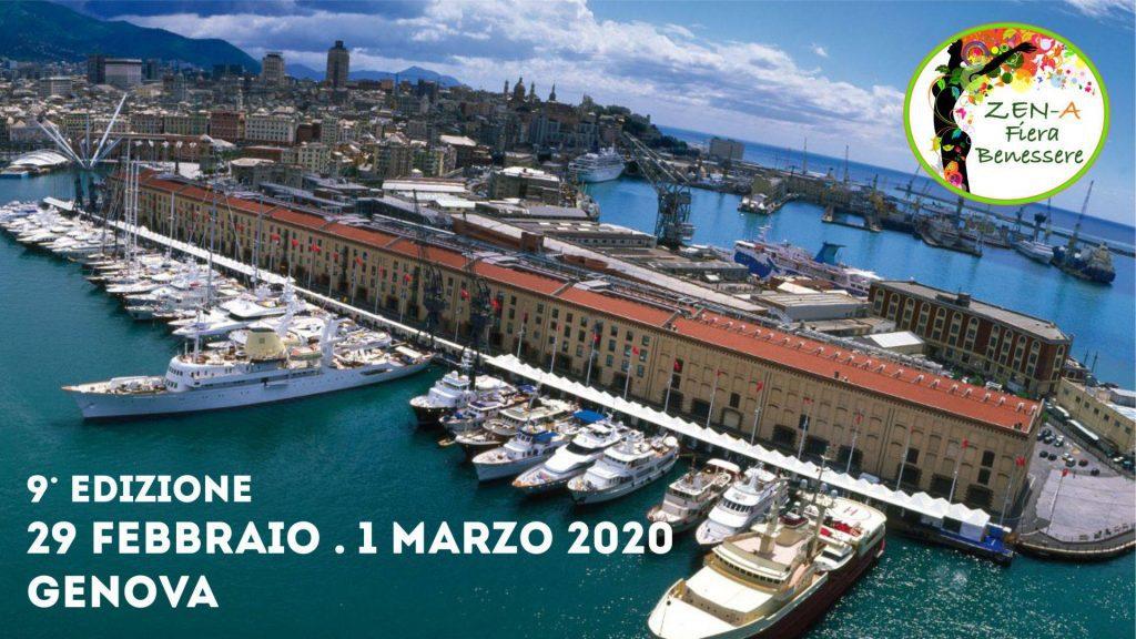 ZEN-A Fiera Benessere Genova - 9° edizione