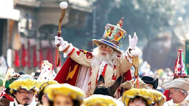 490° Bacanal del Gnoco - Villaggio del Carnevale