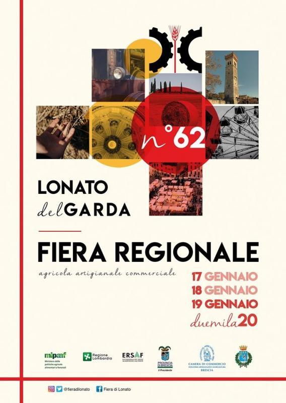 Fiera Regionale di Lonato del Garda - 62° edizione