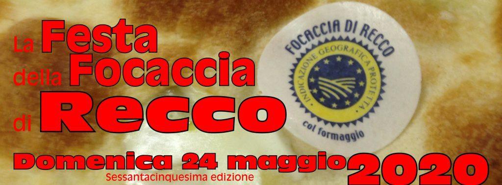 Festa della Focaccia di Recco - 65° edizione