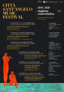 Città Sant'Angelo Music Festival - 2° edizione