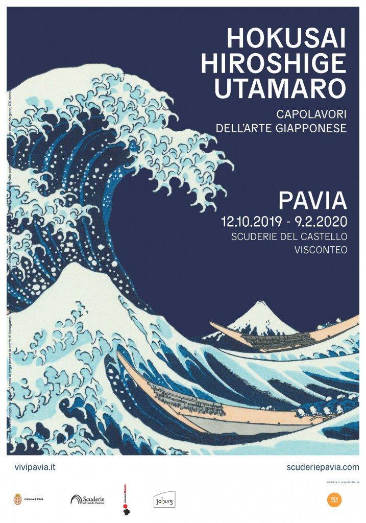 Hokusai, Hiroshihe, Utamaro. Capolavori d'Arte Giapponese