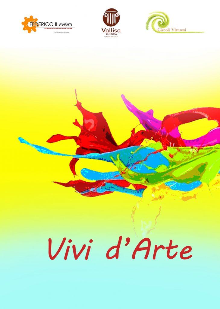 VIVI D'ARTE - collettiva di arte contemporanea