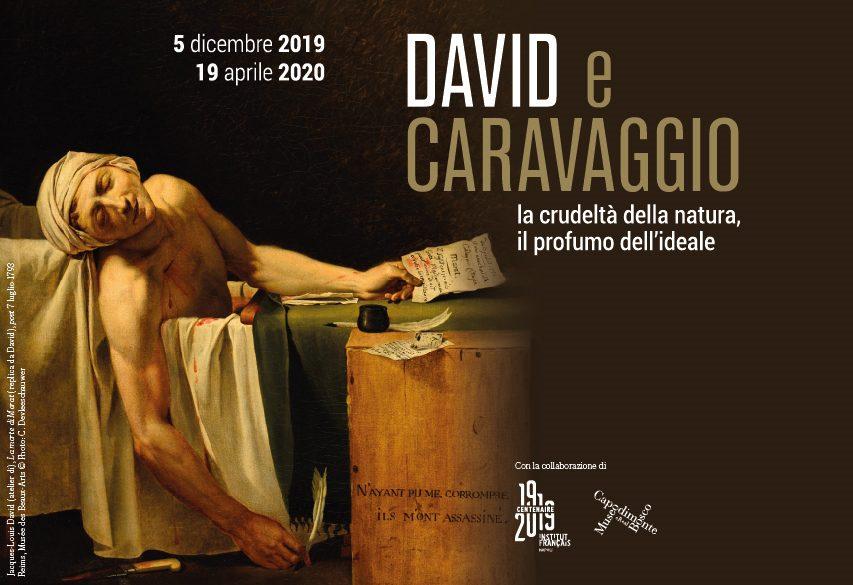 DAVID E CARAVAGGIO. La Crudeltà della Natura