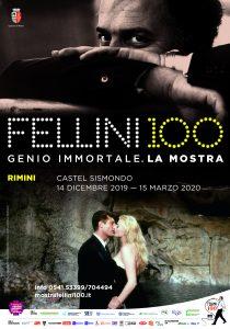 FELLINI 100. Genio Immortale - La Mostra
