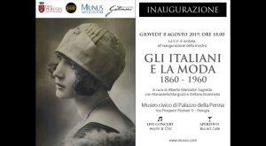 Gli Italiani e la Moda 1860 - 1960