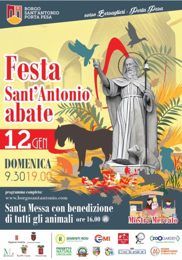 Festa di Sant'Antonio Abate - edizione 2020