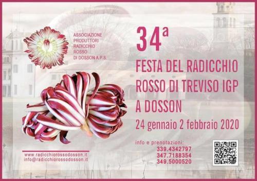 Festa del Radicchio Rosso di Dosson - 34° edizione