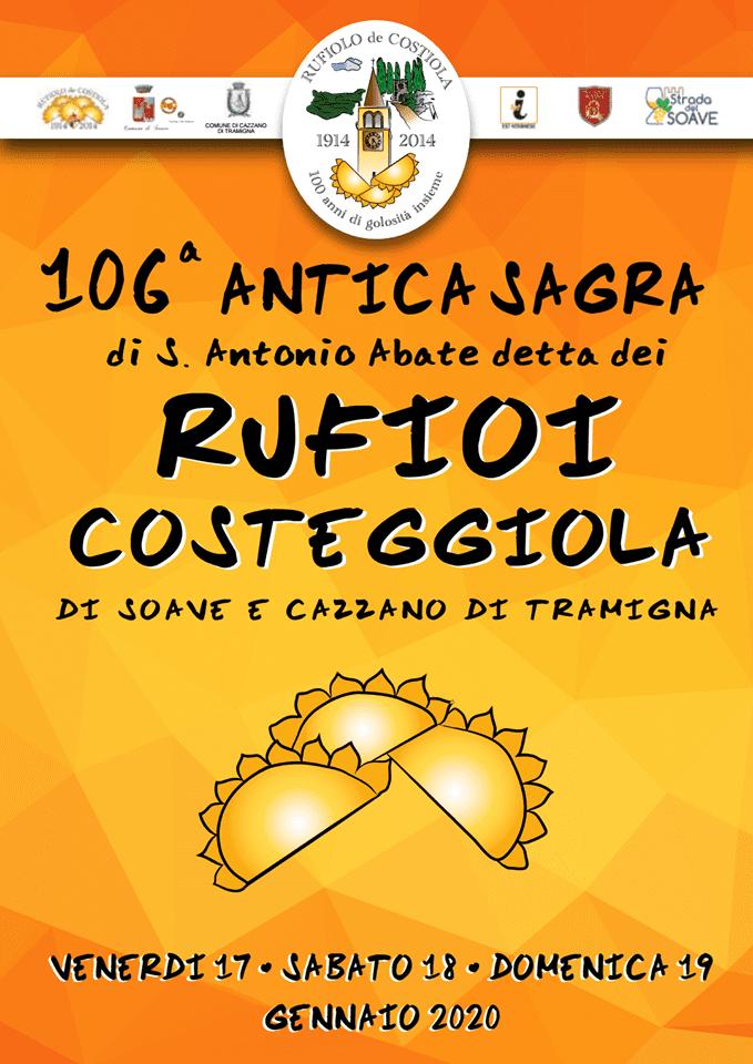 Antica Sagra dei Rufioi - 106° edizione