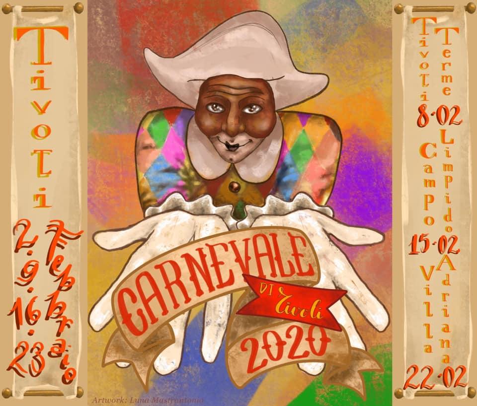 Carnevale di Tivoli - edizione 2020