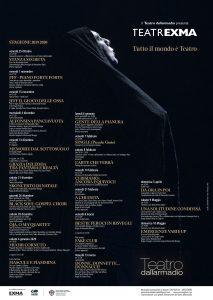 TEATREXMA Tutto il Mondo è Teatro - 3° edizione