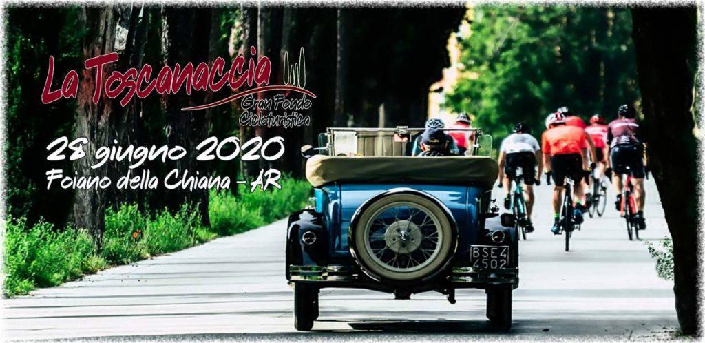 La Toscanaccia - Gran Fondo Cicloturistico 2020
