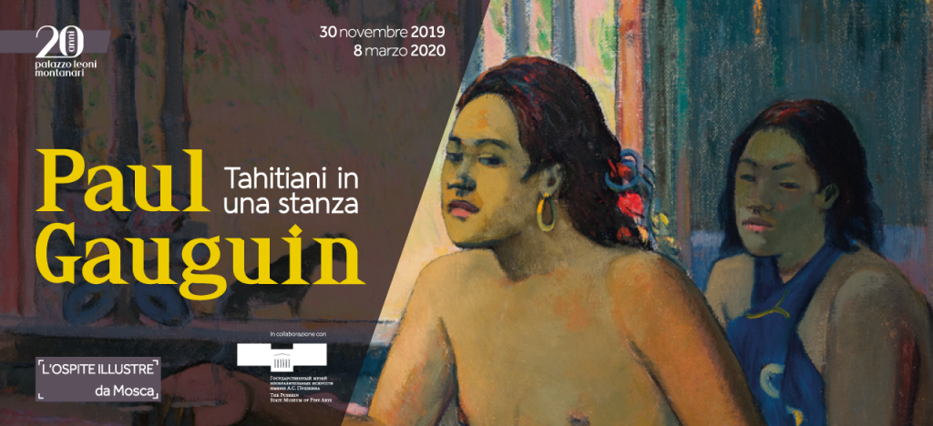 PAUL GAUGUIN. Tahitiani In Una Stanza