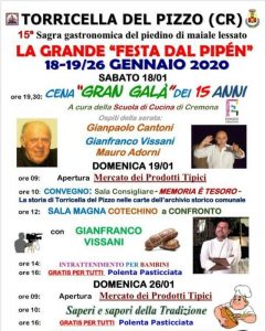 La Grande Festa dal Pipèn - 15° edizione