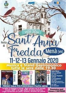 Sagra di Sant'Anna Fredda - 100° edizione