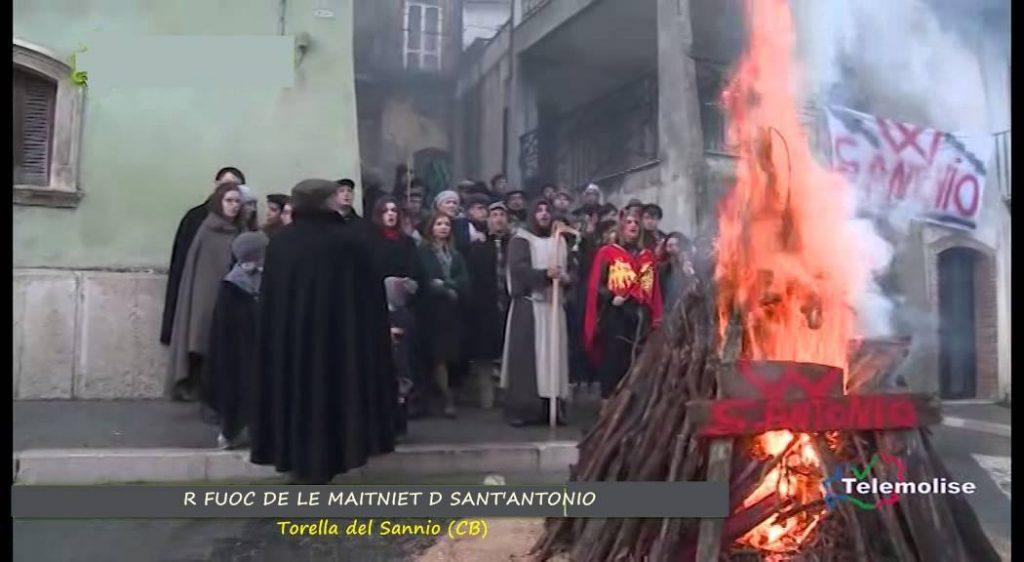 R Fuoc De Le Maitniet D Sant'Antonio - 9° edizione