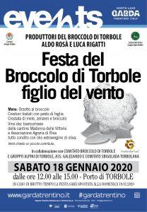 Festa del Broccolo di Torbole - edizione 2020