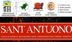 Falò di Sant'Antuono - edizione 2020