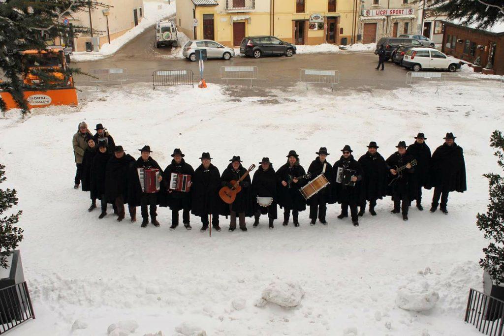 I Cantori di Sant'Antonio Abate - edizione 2020