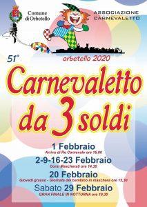 Carnevaletto da Tre Soldi - 51° edizione