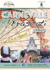 Carnevale di Frascati - edizione 2020