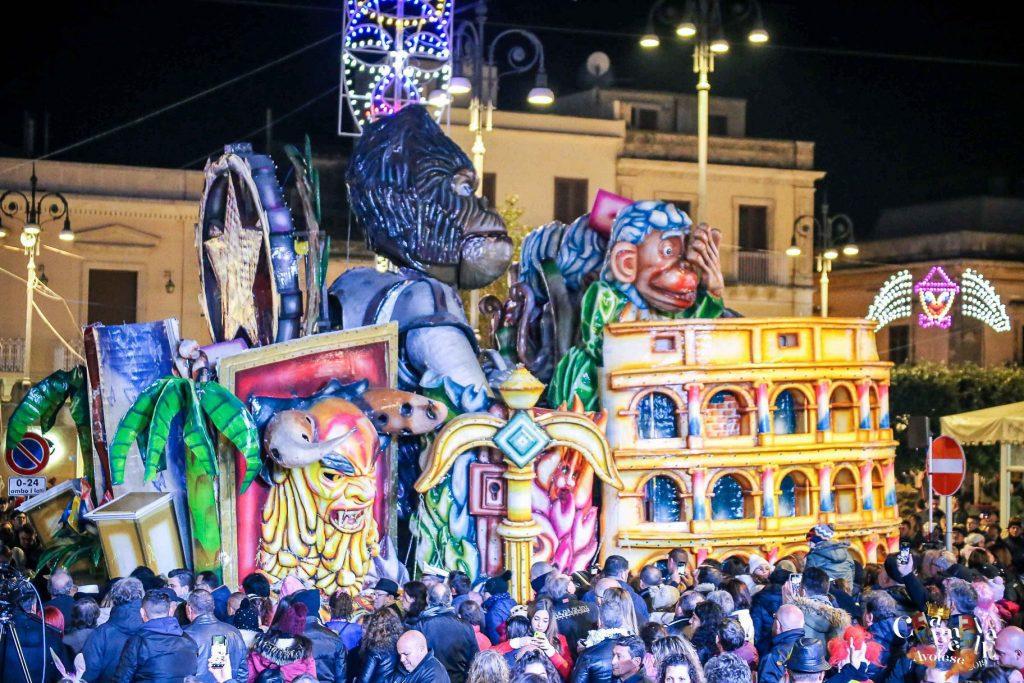 Carnevale Avolese - 59° edizione
