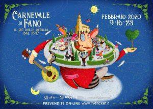 Carnevale di Fano - edizione 2020