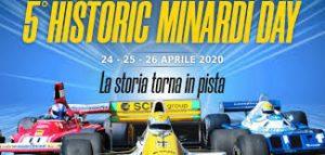 Historic Minardi Day - edizione 2020