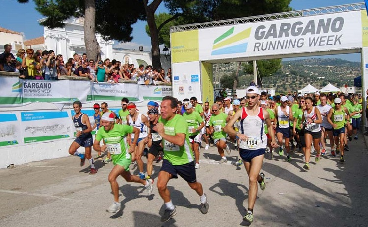 Gargano Running & Trekking Week - 7° edizione