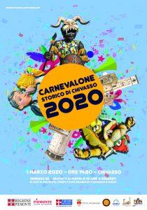 Carnevalone Storico di Chivasso - edizione 2020