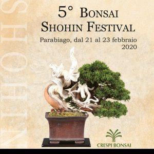 Bonsai Shohin Festival - 5° edizione