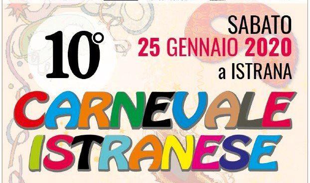Carnevale Istranese - 10° edizione