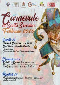 Carnevale di Santa Severina - edizione 2020
