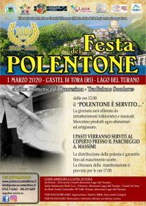Festa del Polentone - edizione 2020