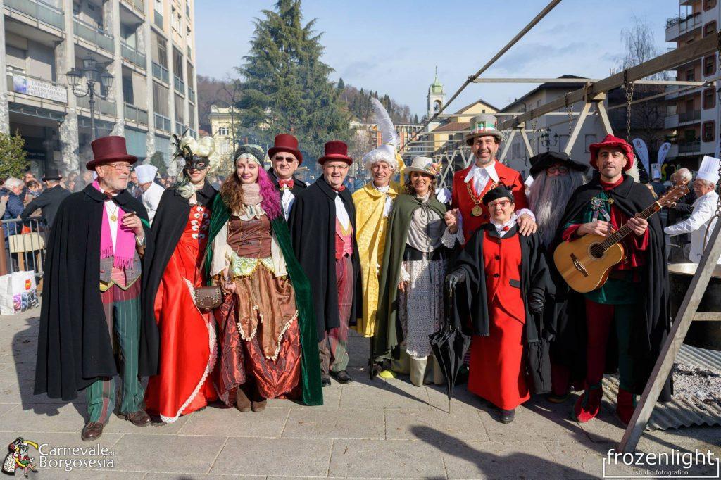 Carnevale di Borgosesia - edizione 2020