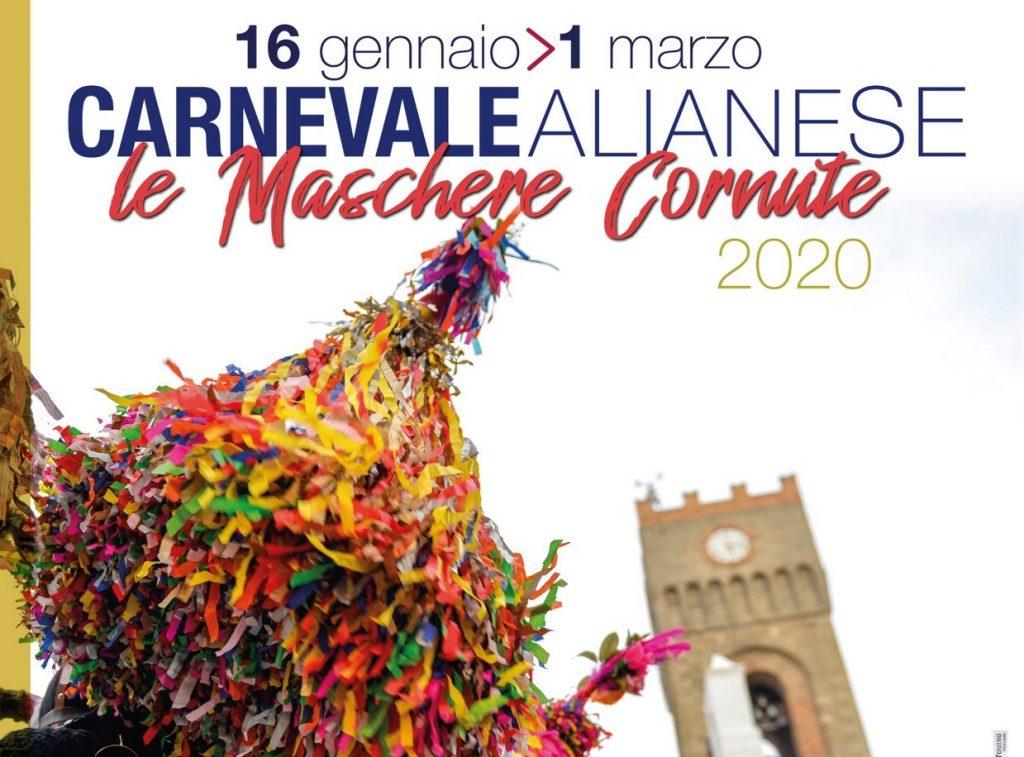 Le Maschere Cornute - Carnevale Alianese 2020