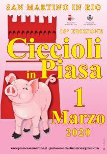 Ciccioli in Piasa. La Sfida dei 100 Paioli - 18° edizione