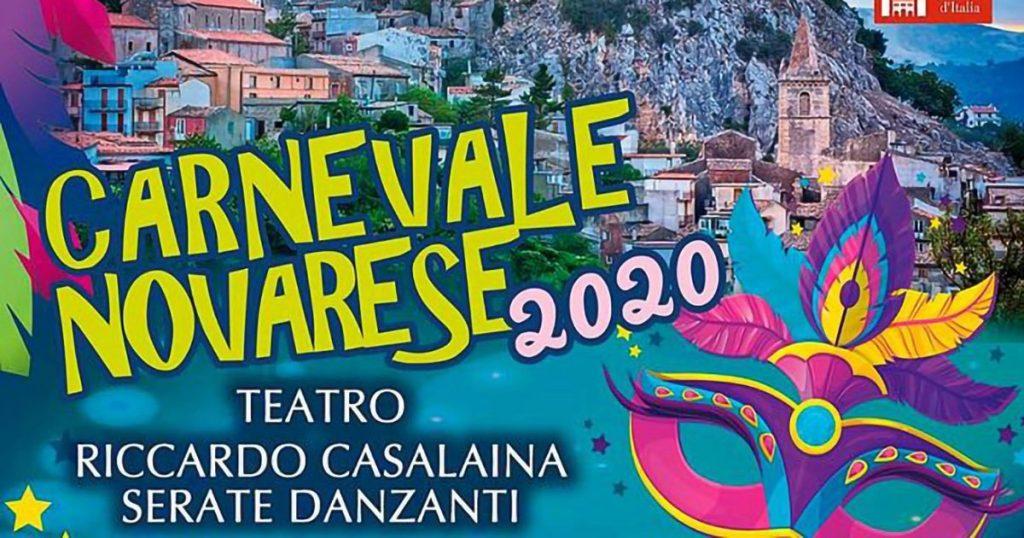 Carnevale Novarese - edizione 2020