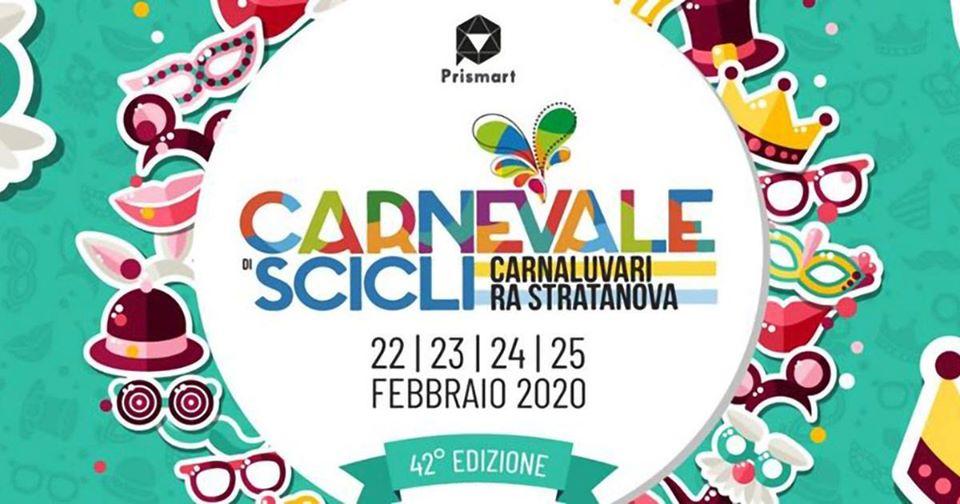 42° Carnaluvari Ra Stratanova - Carnevale di Scicli