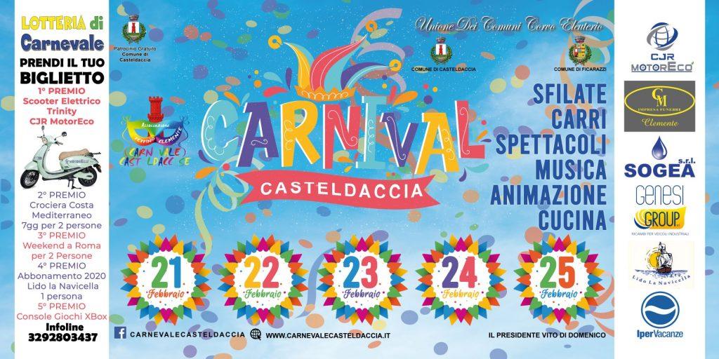 Carnevale di Casteldaccia - 4° edizione