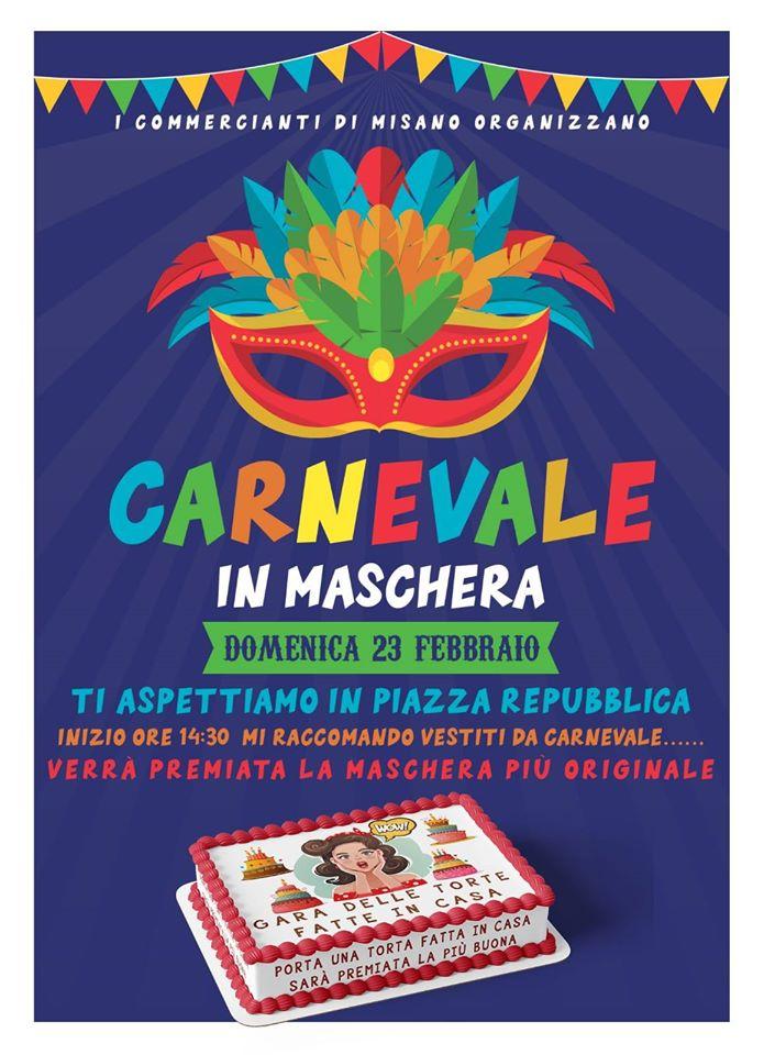 Caernevale in Maschera - edizione 2020