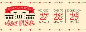 Sagra dea Pisa - edizione 2020
